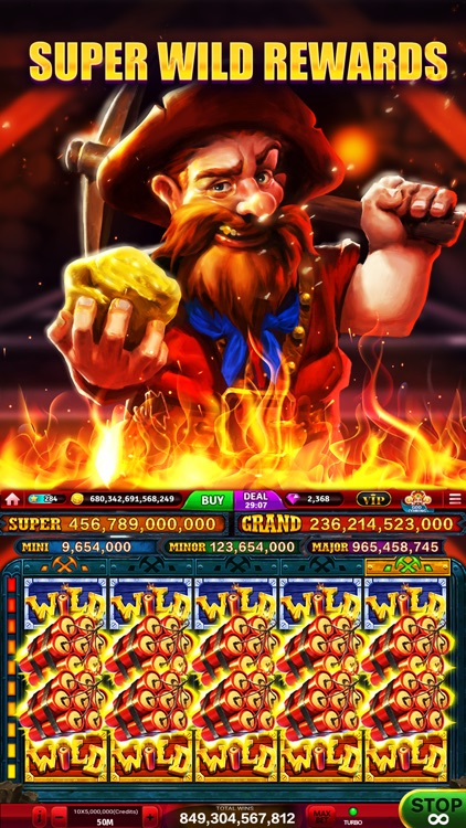 Gold Fortune Casino-Slots Game screenshot-4