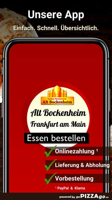 Alt Bockenheim Frankfurt screenshot 1