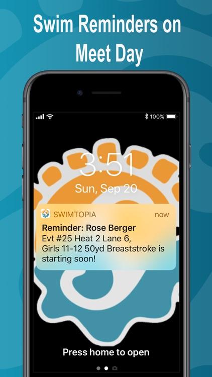 SwimTopia screenshot-4
