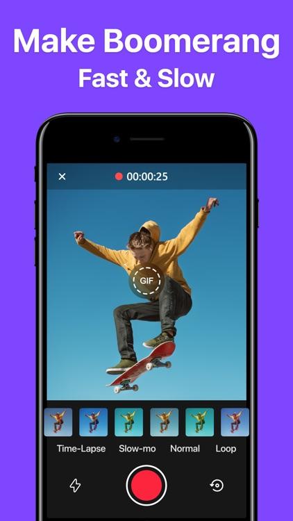 GIF Maker - Make Video to GIFs screenshot-5