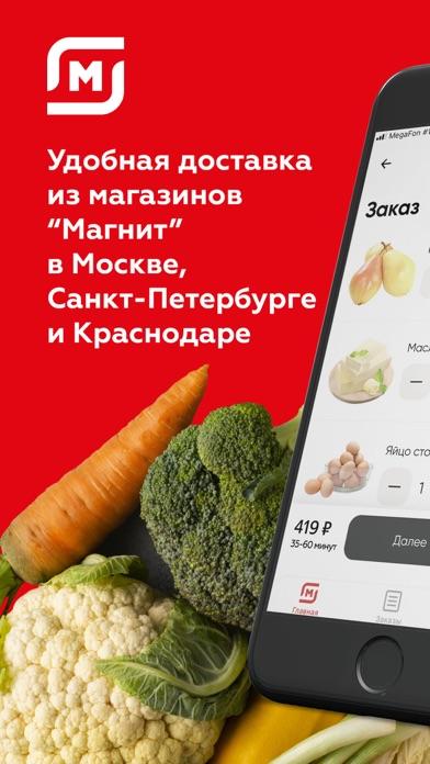 Магнит - доставка продуктов для ПК 1