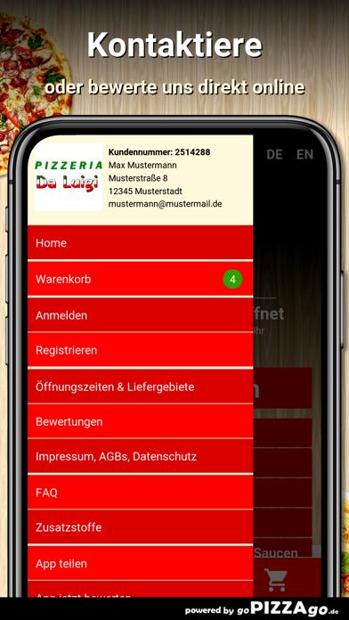 Pizzeria da Luigi Mainhausen screenshot 3