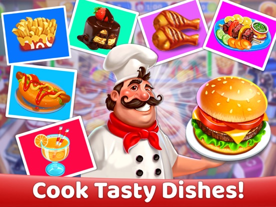 Delicious World Food Cooking screenshot 8