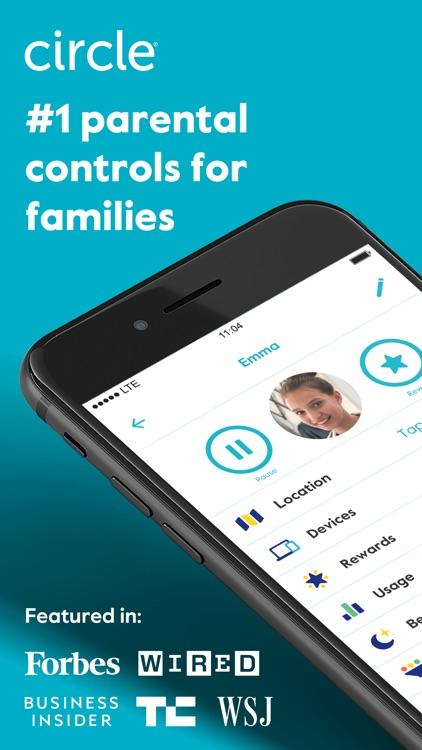 Circle Parental Controls