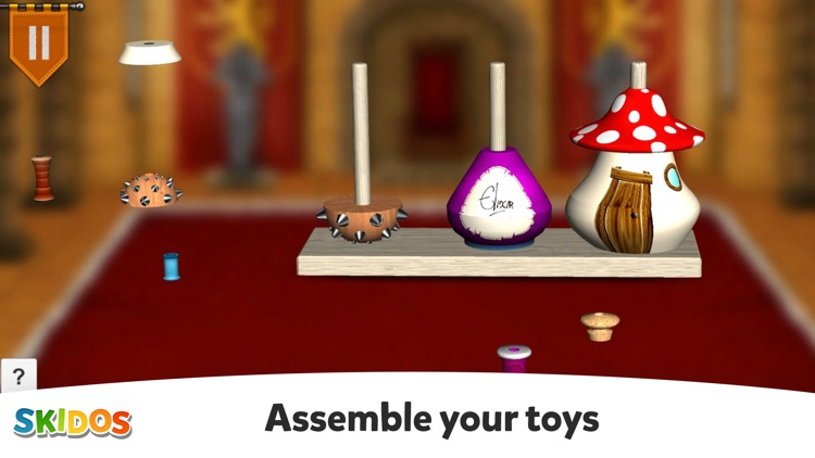 Matching Puzzles for Kids 3+ screenshot-3