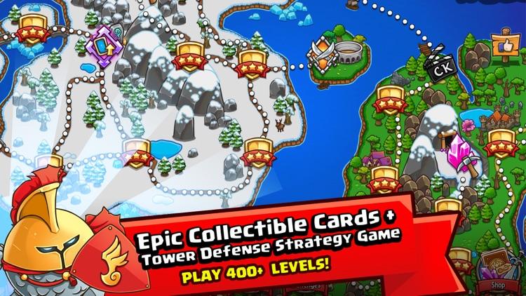 Crazy Kings Tower Defense Game screenshot-4