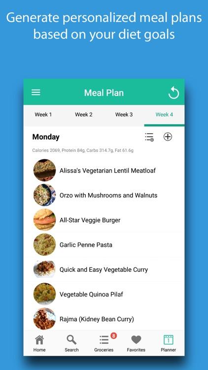 Low-Cholesterol Recipes & Eats screenshot-5