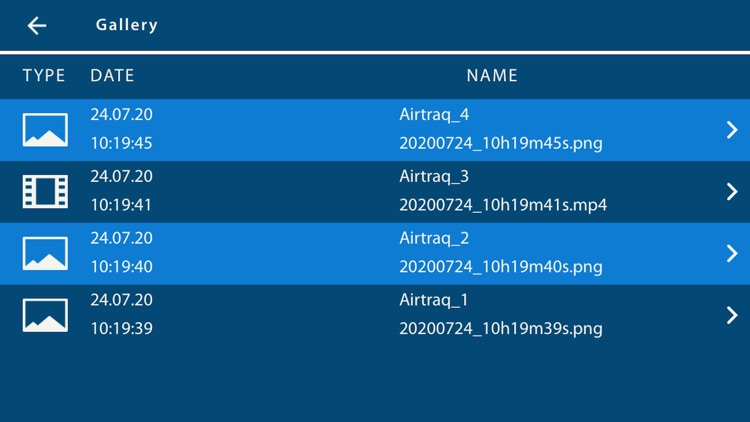 AIRTRAQ CAM screenshot-4