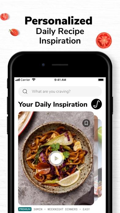 SideChef Recipes Screenshot