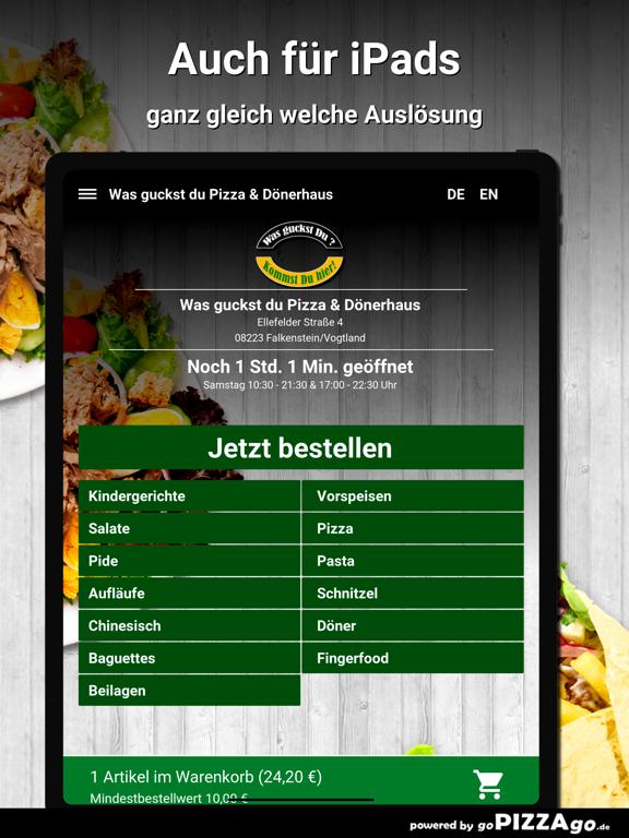 Was guckst du Pizza screenshot 7