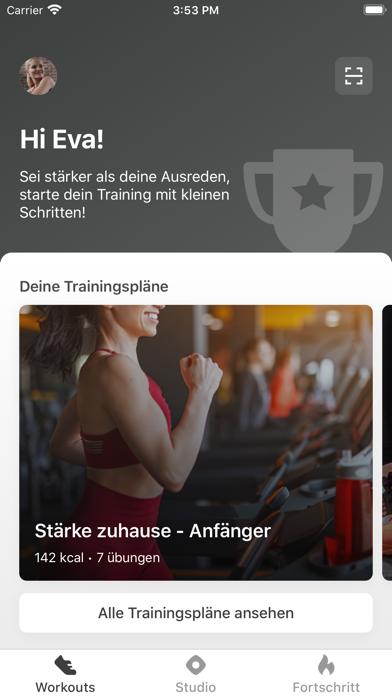 Sport ShedsScreenshot von 2