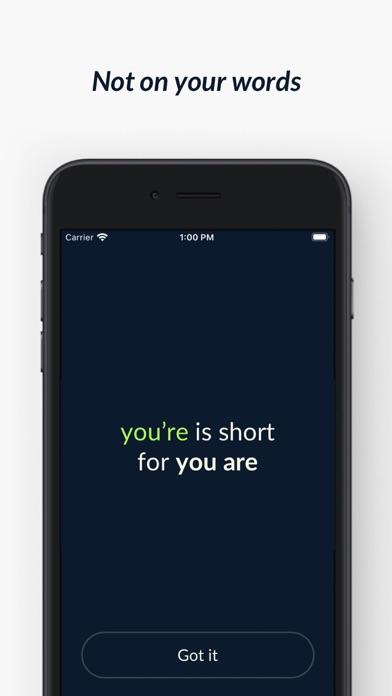 Grammar Fixのおすすめ画像2