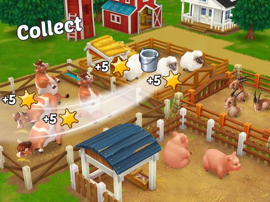 Wild West: New Frontier. Farm screenshot