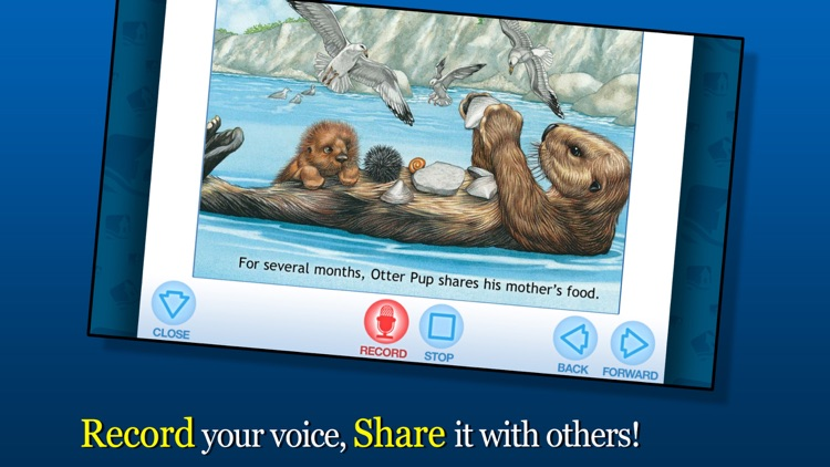 Otter on His Own - Smithsonian screenshot-3