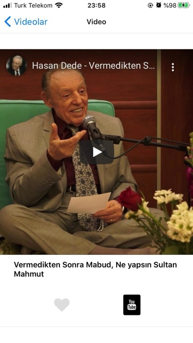 Hasan Dede Screenshot