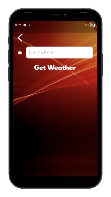 Z Weather App