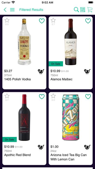 Communipaw LiquorScreenshot of 3