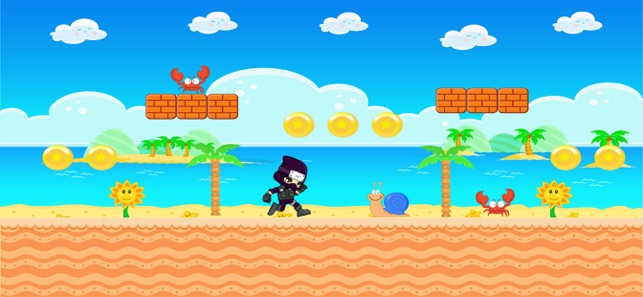 Bobs World - Super Adventure, game for IOS
