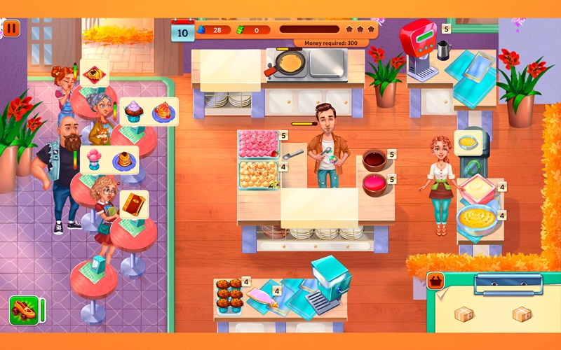 Baking Bustle screenshot 8