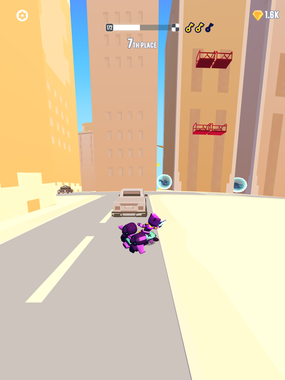 Swing Loops - Grapple Parkour screenshot 9