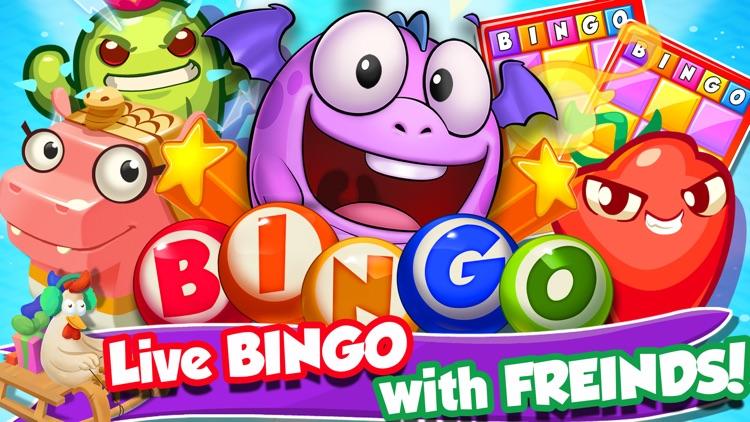 Bingo Dragon - Jackpot & Slots screenshot-0