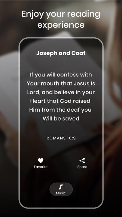 HolySpace: Bible Stories Study Screenshot
