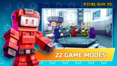 Pixel Gun 3D: FPS PvP シューティングのおすすめ画像7