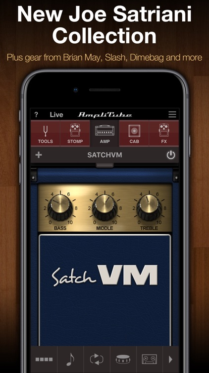 AmpliTube screenshot-1