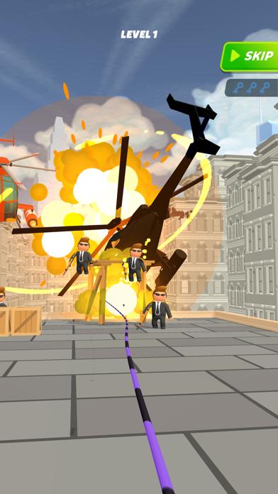 Ropeman 3D screenshot 3