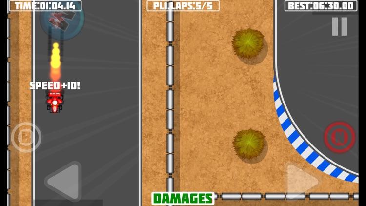 Nitro Car Racing 2 Lite screenshot-3