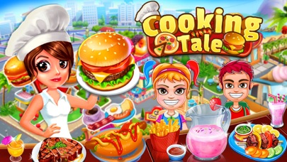 Delicious World Food Cooking screenshot 2