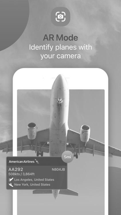 Plane Finder - Flight Tracker screenshot-4