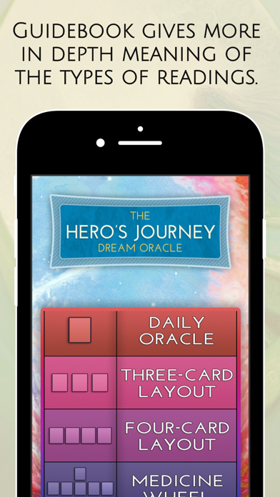 Hero's Journey Dream Oracle screenshot 5