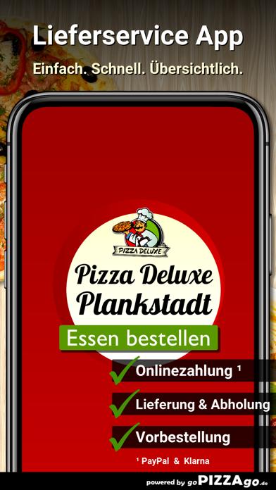 Pizza Deluxe Plankstadt screenshot 1