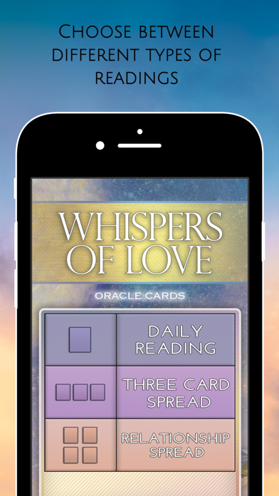Whispers of Love Oracle screenshot 5