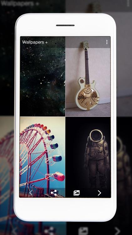 Wallpapers +