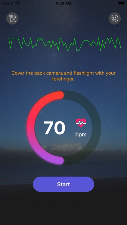 Heart Rate Monitor Pro