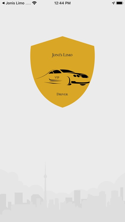 Jonis Limo Driver