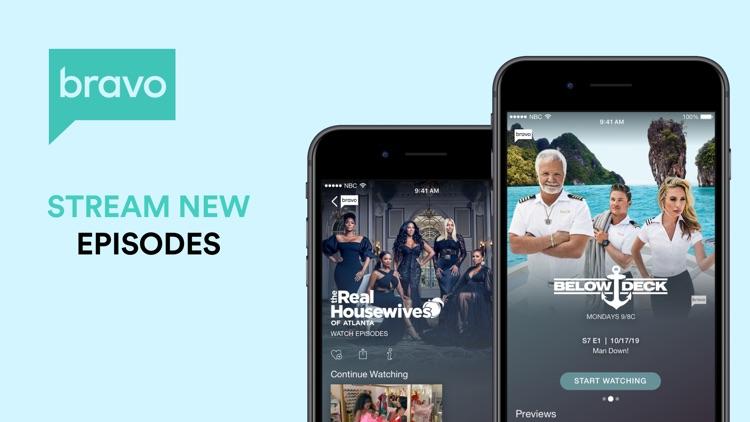 Bravo - Live Stream TV Shows screenshot-0
