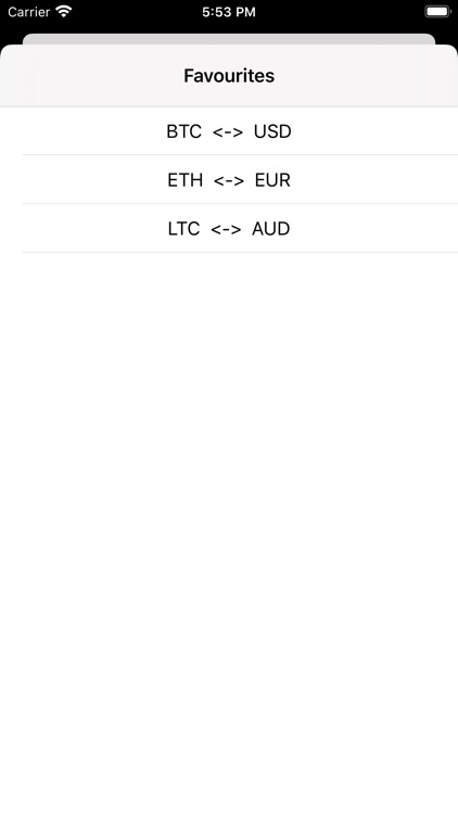 Crypto Converter & Calculator screenshot-3