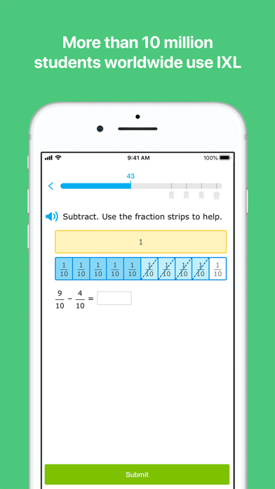 IXL - Math, English, & More Screenshot