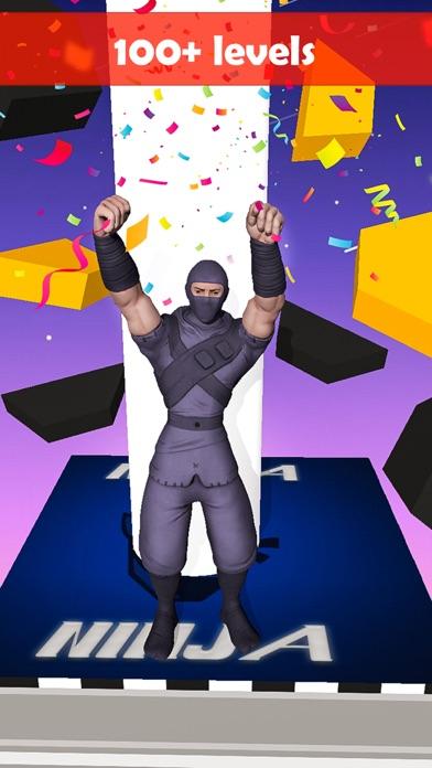 Stack Ninja Jumping Blast Fun screenshot 4