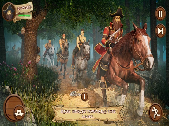 Sea Pirates Battle Action RPG screenshot 11