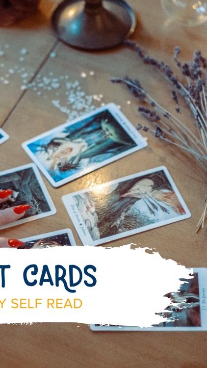 Tarot Cards Destiny Self Read