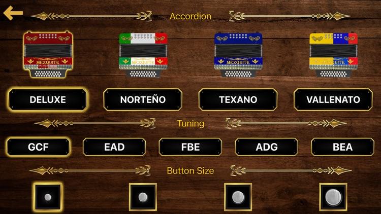 Mezquite Diatonic Accordion screenshot-4
