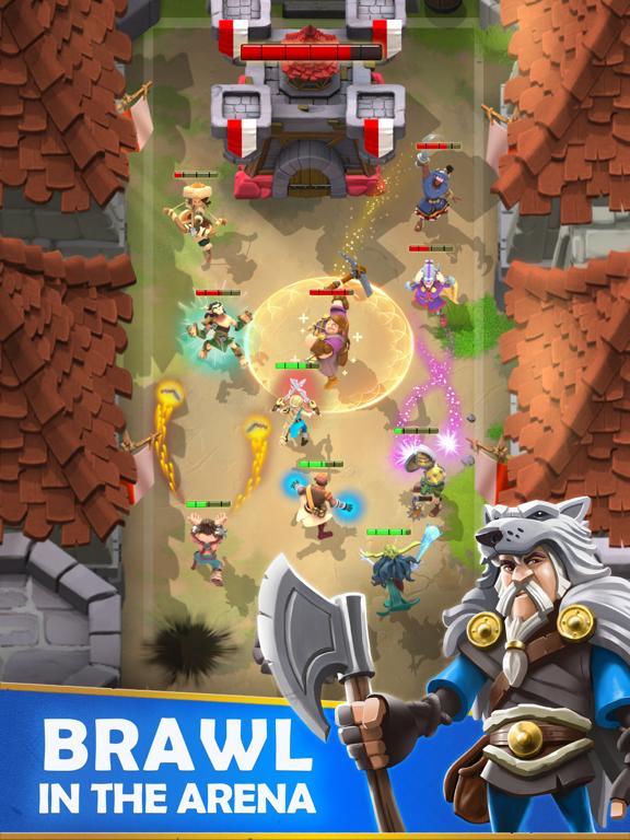 Darkfire Heroes screenshot 13