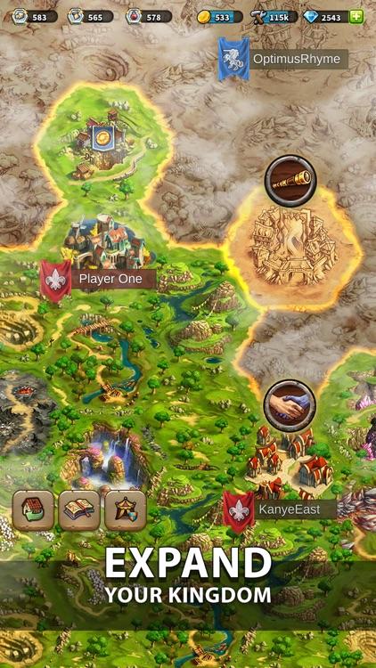 Elvenar - Fantasy Kingdom screenshot-5