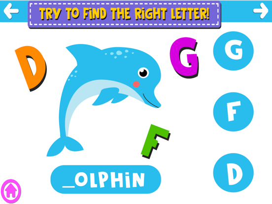Find The Missing Letter screenshot 11
