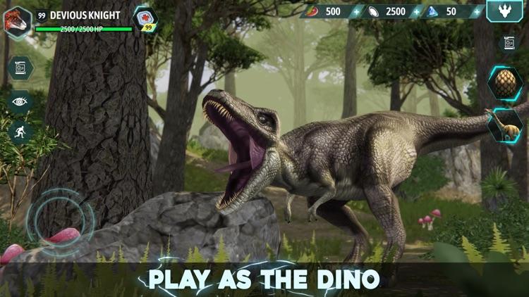 Dino Tamers: Jurassic MMORPG screenshot-5