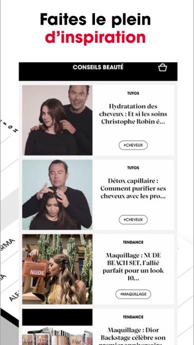 Sephora : Maquillage et Parfum